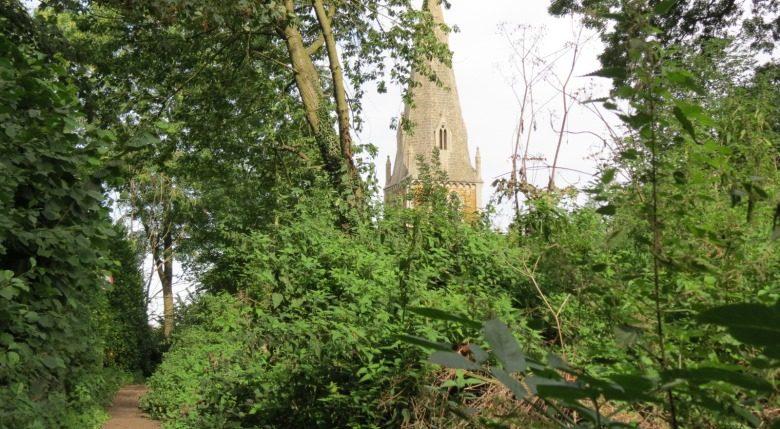 St Mary Magdelene's church of Cottingham